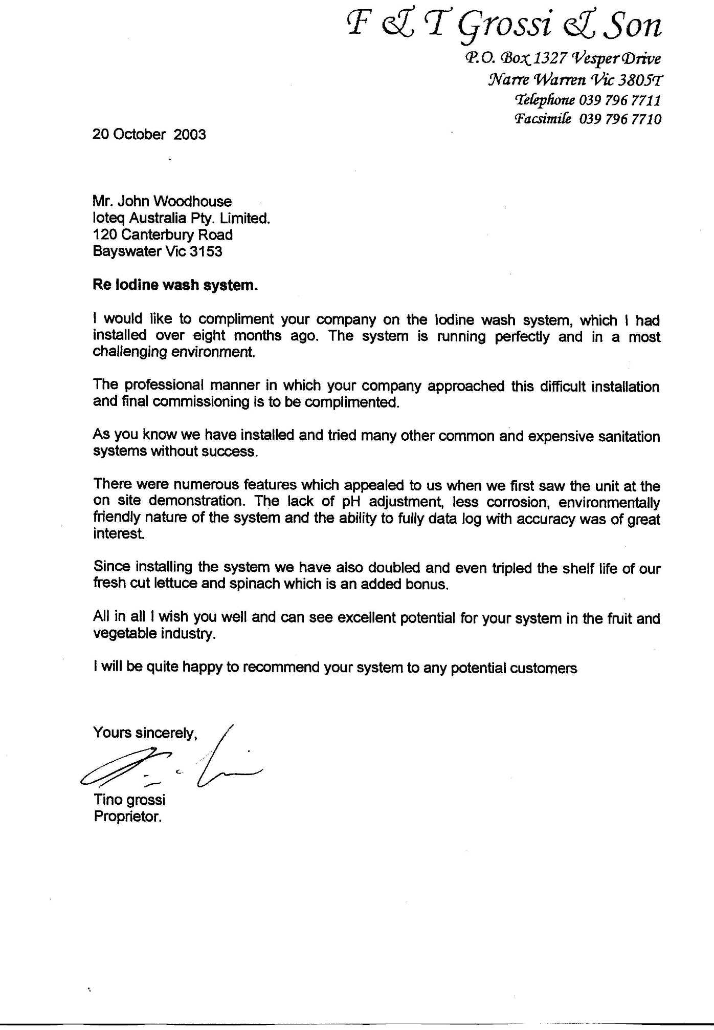 Employer Recommendation Letter For Employee Gallery  Letter Format